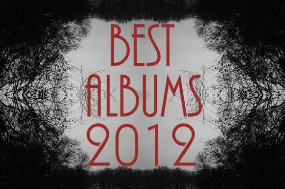 best albums 2012