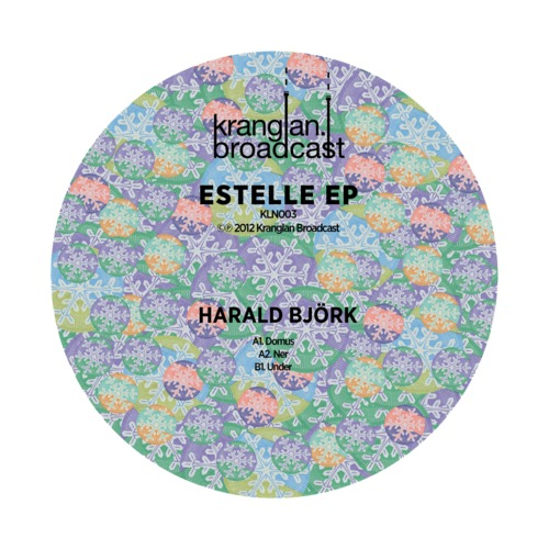 Harald Björk Estelle EP