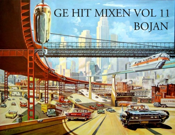 Ge Hit Mixen Vol 11 Bojan Buntic
