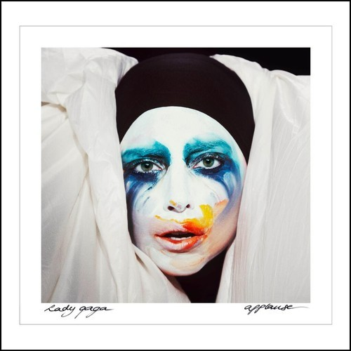lady gaga applause single