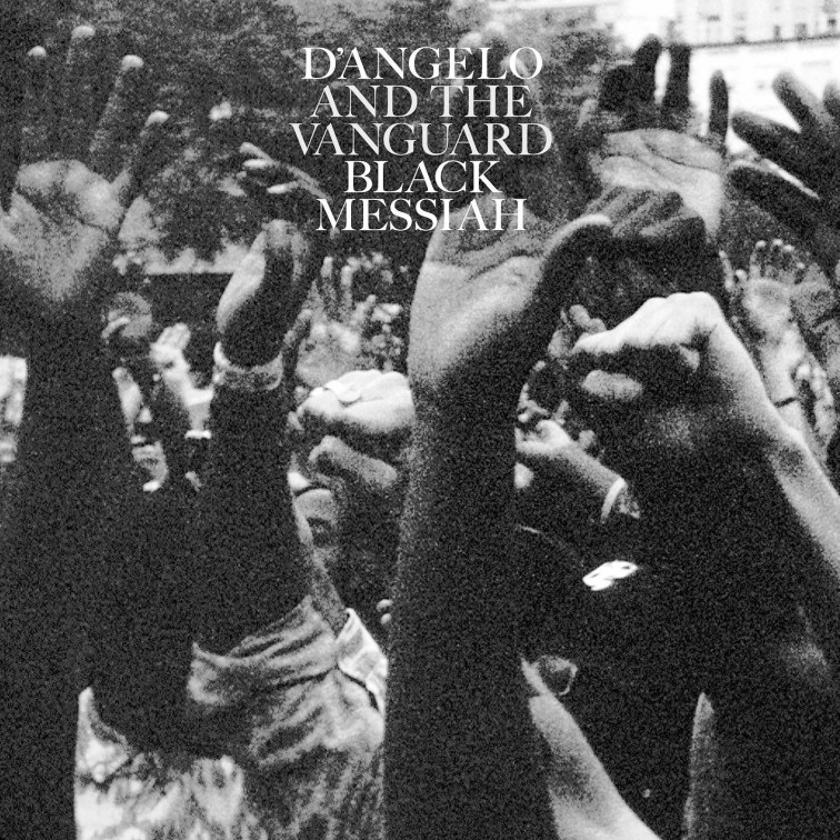 "Album cover ""Black Messiah"" by D'Angelo And The Vanguard. Credit: RCA"